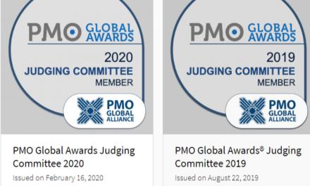 2020 PMO Global Awards